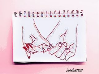 freetoedit holdmyhand hands notebook sketchymagiceffect