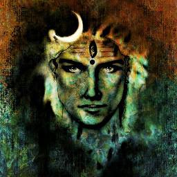 indianart shiva god hindugod hinduism
