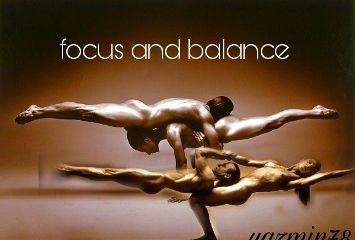 focus balance strength
