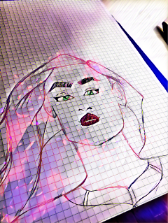 mydrawing hobby relaxing