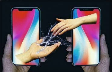 iphonex freetoedit hands electric lightning