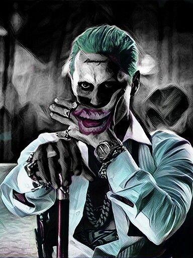 Guason Joker Suicidesquad Image By Matybisiocom