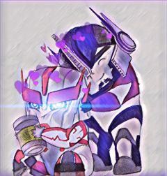 ratchet optimus ratchetxoptimus transformersprime shiit freetoedit