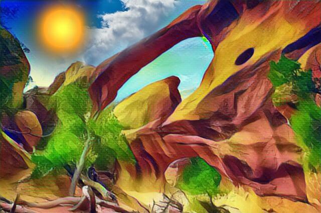 OP public domain #pixabay  #edited #myedit #editbyme #nature #landscape  #colorbrightmagiceffect #stickers #adjusttools #madewithpicsart