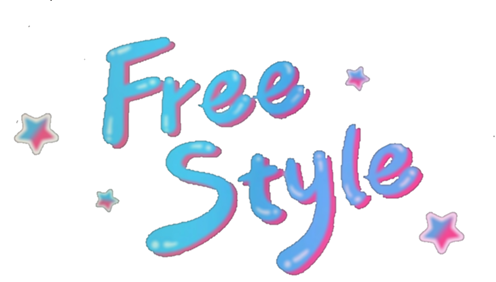 #freestyle #colorful #star #cute #hiphop #message