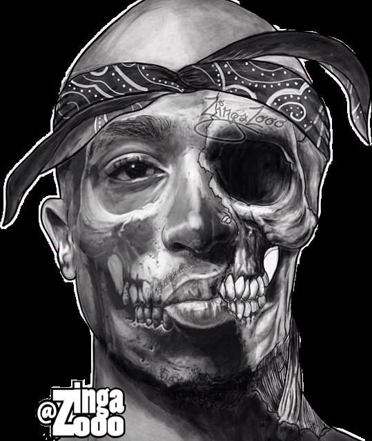 2pac Tupac Thetruth Tru Alleyesonme Sticker By Á—'