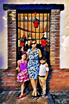 family familia feria fair andalucia wapallmagiceffects