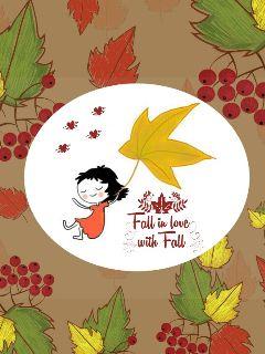 freetoedit background shapemask fall autumn