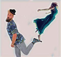 freetoedit balance fall hat beard