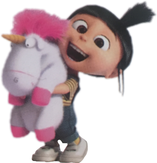 #agnes #minion #unicorn #freetoedit