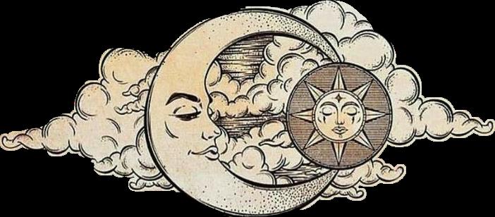 #moon #clouds#freetoedit