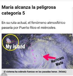 lovepuertorico hurricanemaria staystrongpuertorico nature power