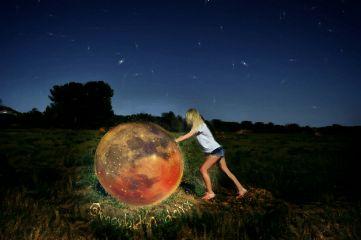 freetoedit myedit moon myinspiration night