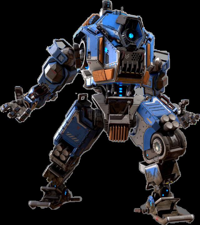 #iron prime /titanfall 2