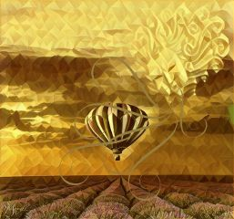 freetoedit staygoldmagiceffect hotairballoon myedit