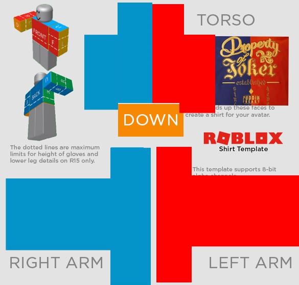 how to make business in selling roblox shirts