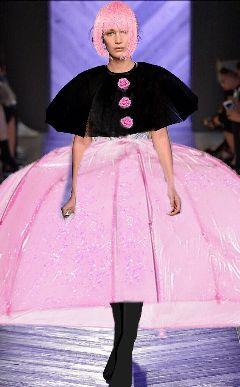 freetoedit milanfashion umbrella couture