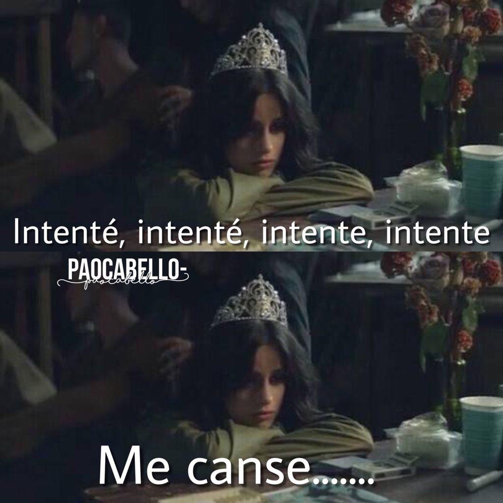 Frase De Camila Estoy Sad Muy Sad Pero Eso A Nadie Le
