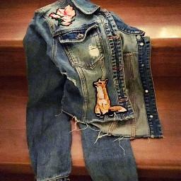 dpcdenim jeansstyle jeansjacket freetoedit