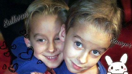 sawyersweeten sullivansweeten sweetentwins twins cute