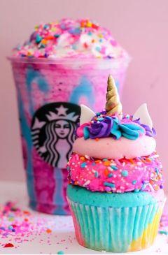 freetoedit starbucks cupcakes