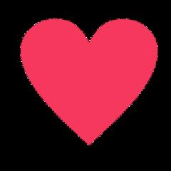ftestickers heart pink love people