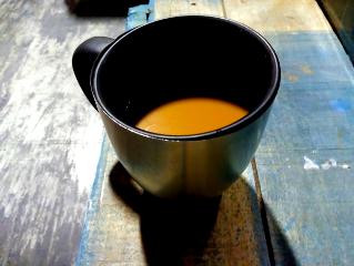coffee allnaturalcreamer colombian morning wood freetoedit