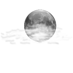 ftestickers moon cloud freetoedit
