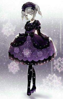 beautiful animegirl digital art girl