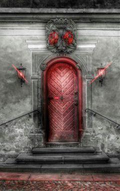 freetoedit red door colorsplash editedbyme
