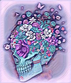 freetoedit skull
