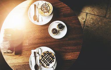 food latte lights breakfast dramaeffect freetoedit