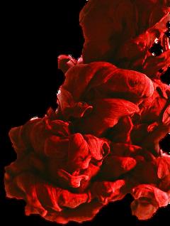 ftered red smoke fog crimson freetoedit