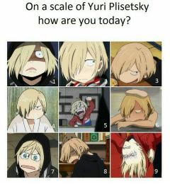 yurionice!!! yurio plisetsky russia anime