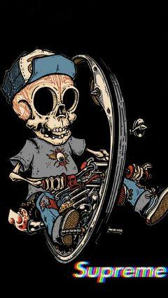 freetoedit supreme skulls sananto 210