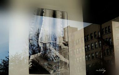 waptiltshifteffect sculpture exhibition art throughtheglass