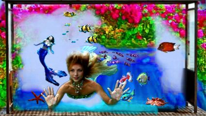 not aquarium mermaids my photography freetoedit