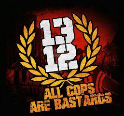 1312 acab allcopsarebastard police ultras