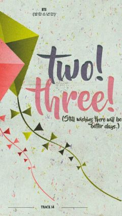 bts two!three! two