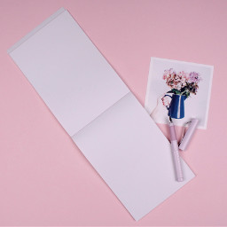 freetoedit pink pastelcolor notebook simple