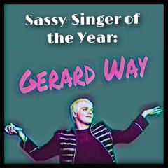 gerardway mychemicalromance sassygee sassyqueen singer freetoedit