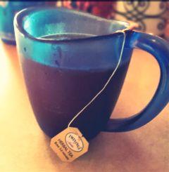 tea relaxtime thirdshiftlife thirdshift morning