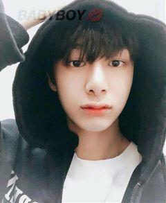 babyboy kpop monstax hyungwon freetoedit