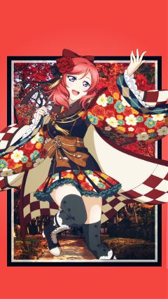 loveliveschoolidolproject lovelive makinishikino maki nushikino