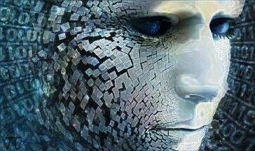 artificialintelligence robot code computer digital freetoedit