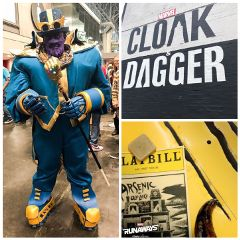 3 newyorkcomiccon marvel thanos cloakanddagger freetoedit