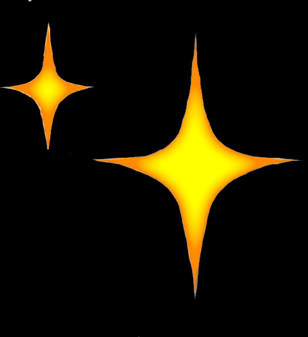 Shine Brillo Emoji Estrellas Stars Galaxia