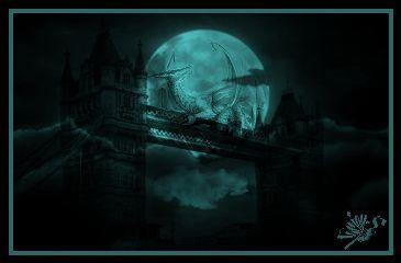 dragon fantasy towerbridge london myart