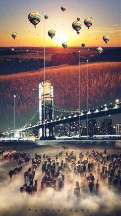 freetoedit doubleexposure newyork