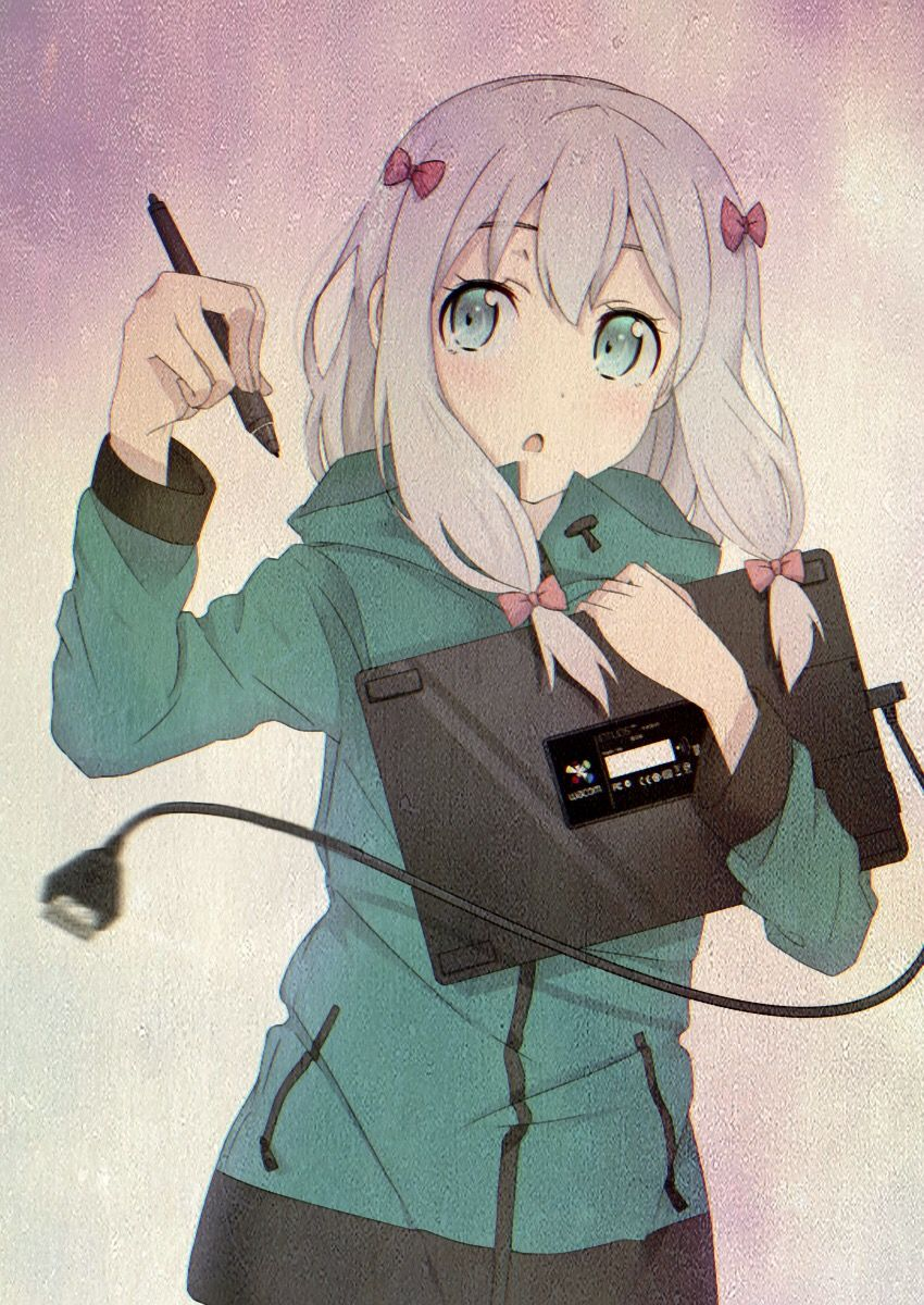 Ero eromangasensei anime otaku image by sergi